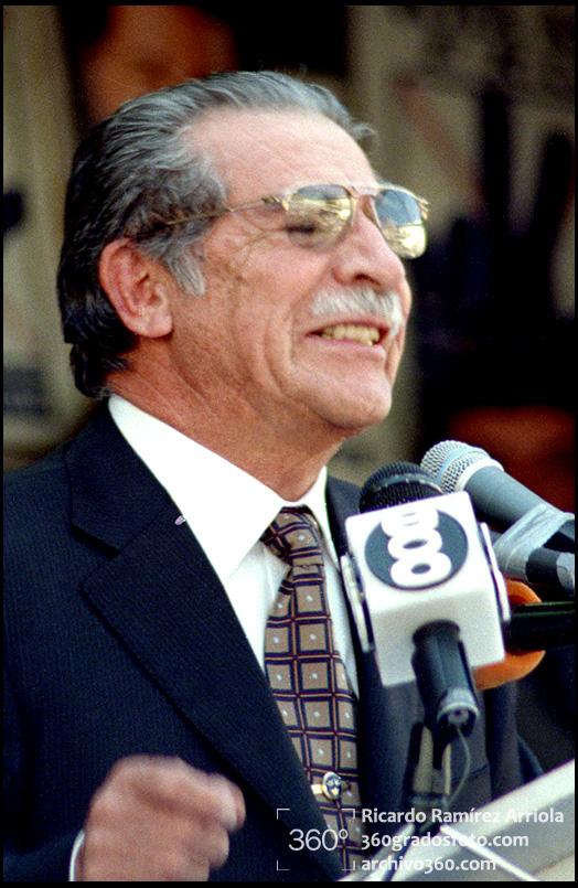 Efraín Ríos Montt, Guatemala