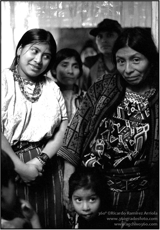 Pal, Chajul, El Quicé, Guatemala.